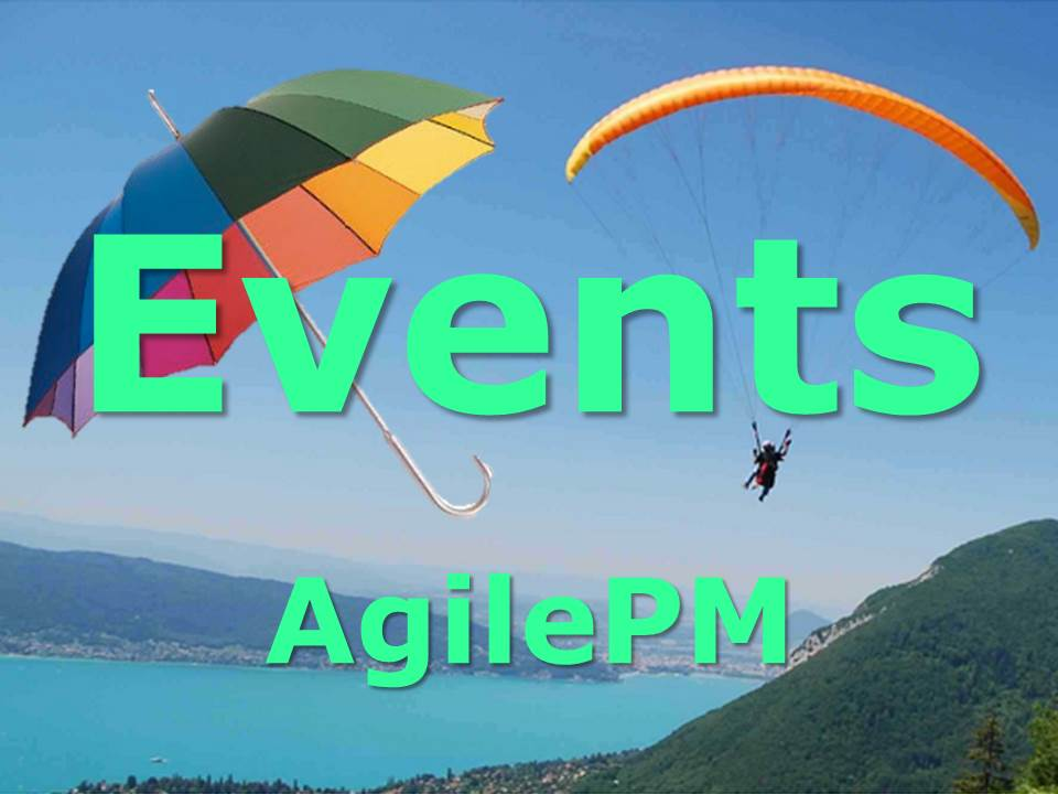 events agile PM
