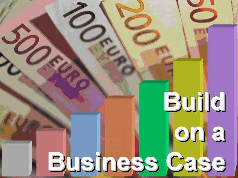 Build on business case