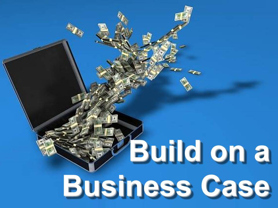 build on a business case