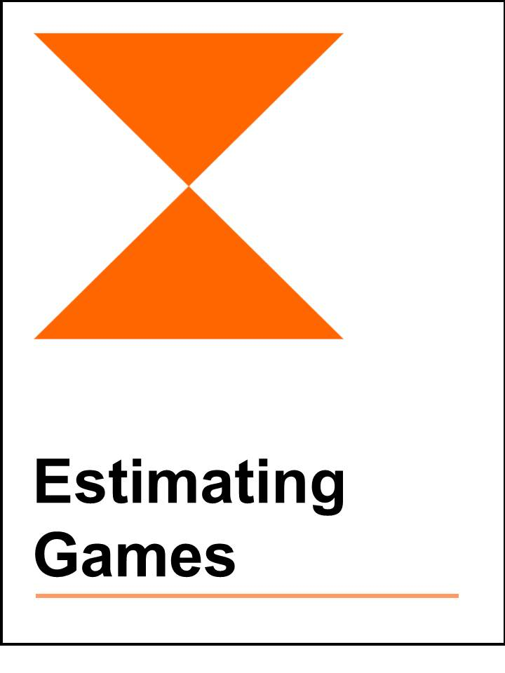 Estimating Games