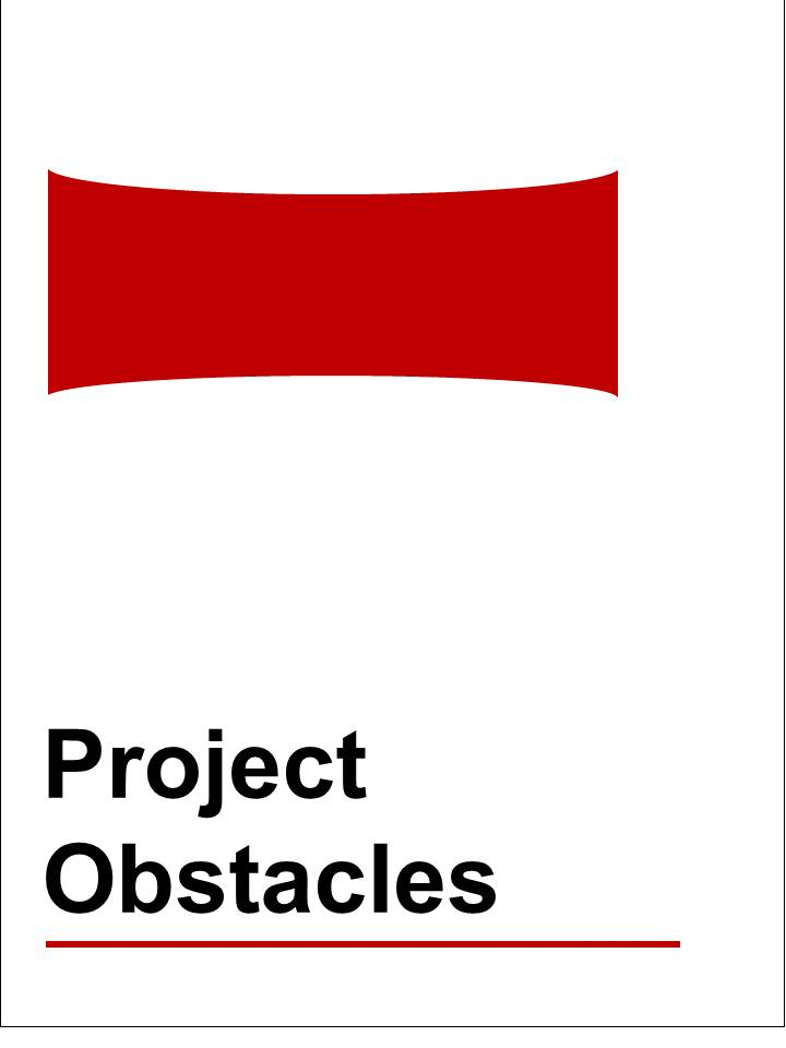 Project Obstacles