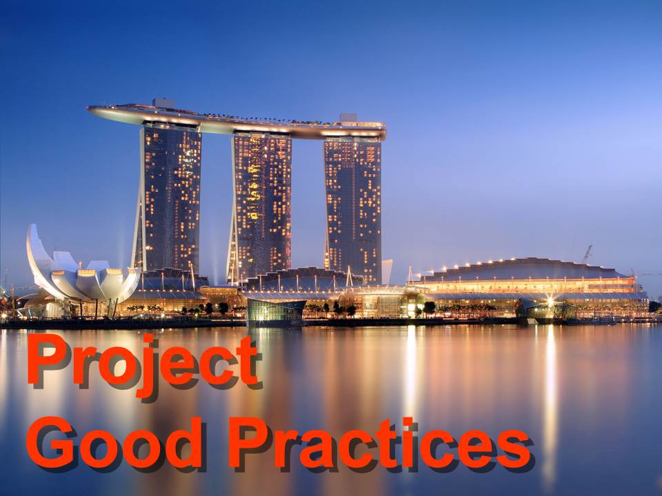 Project good practices