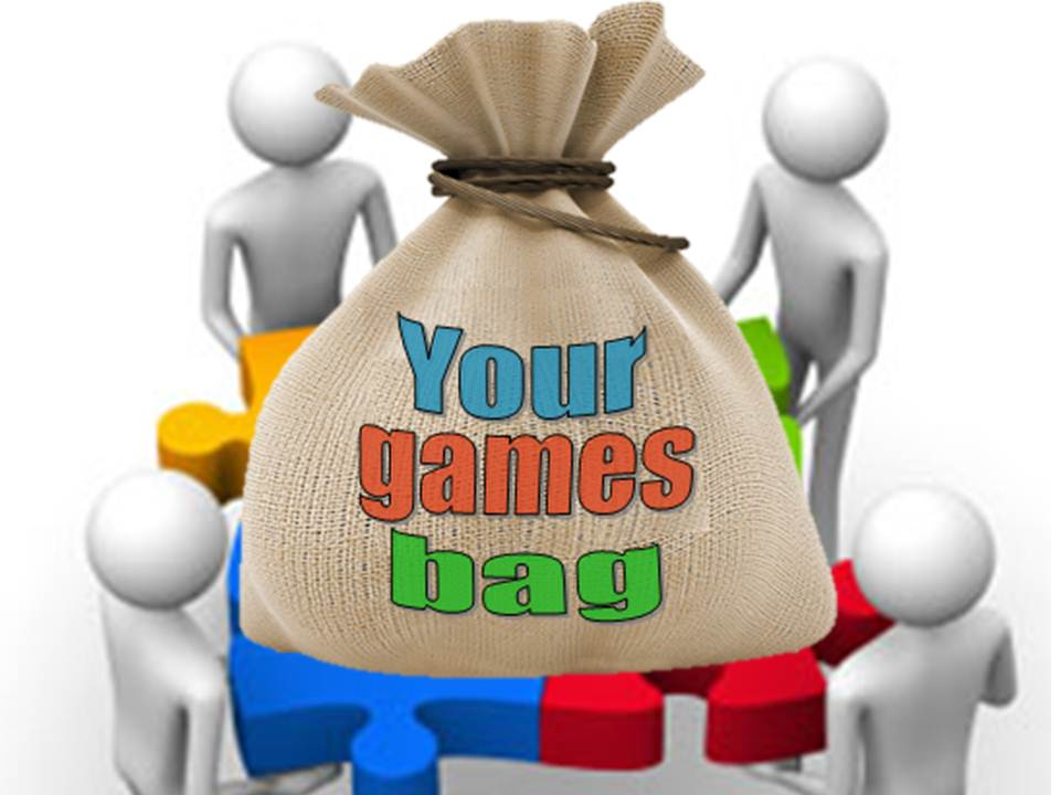 your games bag